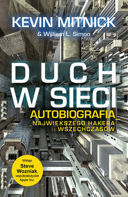 Kevin Mitnick, William L. Simon - Duch w sieci