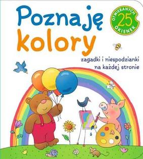 Ludwik Cichy - Poznaję kolory. 25 okienek
