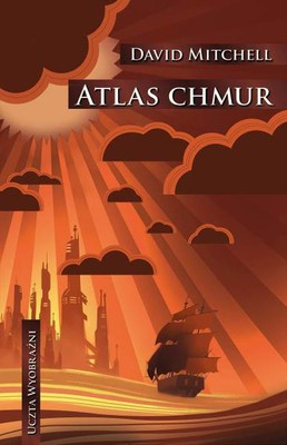 David Mitchell - Atlas chmur / David Mitchell - Cloud Atlas