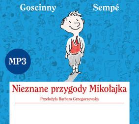 Jean-Jacques Sempe, Rene Goscinny - Nieznane przygody Mikołajka