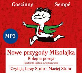 Jean-Jacques Sempe, Rene Goscinny - Nowe przygody Mikołajka. Kolejna porcja