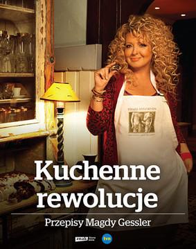 Magda Gessler - Kuchenne rewolucje. Przepisy Magdy Gessler