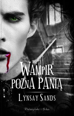 Lynsay Sands - Wampir pozna panią / Lynsay Sands - Single White Vampire