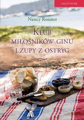 Nancy Rossiter - Klub miłośników ginu i zupy z ostryg
