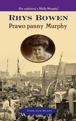 Rhys Bowen - Prawo panny Murphy / Rhys Bowen - Murphy's Law