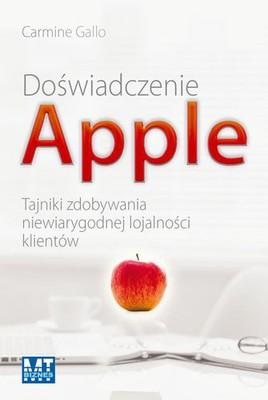 Carmine Gallo - Doświadczenie Apple
