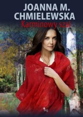 Joanna Maria Chmielewska - Karminowy szal