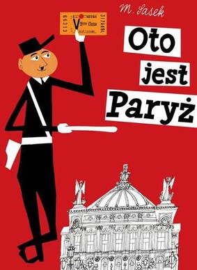 Miroslav Sasek - Oto jest Paryż