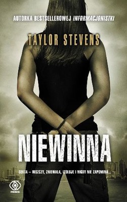 Taylor Stevens - Niewinna / Taylor Stevens - The Innocent