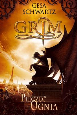 Gesa Schwartz - Grim 1. Pieczęć ognia