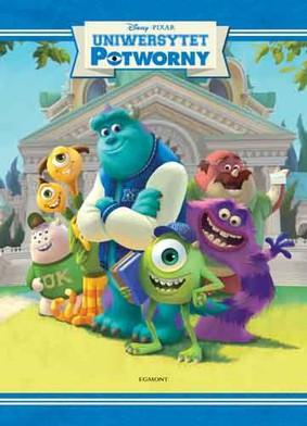 Disney - Uniwersytet potworny. Potwory i spółka