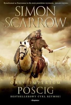 Simon Scarrow - Orły imperium 5. Pościg