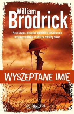 William Brodrick - Wyszeptane imię / William Brodrick - A Whispered Name