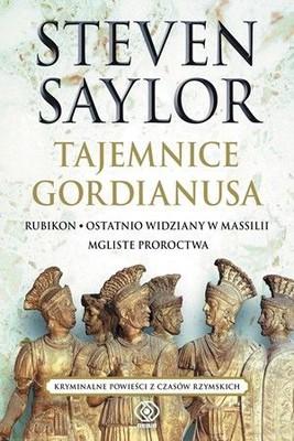 Steven Saylor - Tajemnice Gordianusa