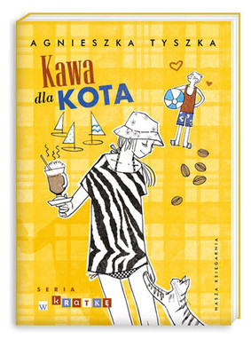 Agnieszka Tyszka - Kawa dla kota
