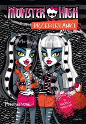 Monster High. Przebieranki