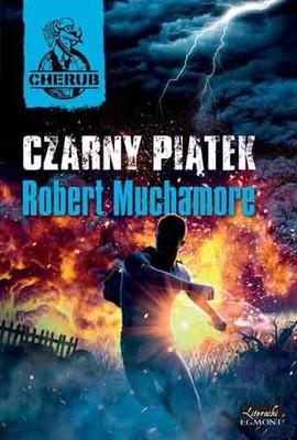 Robert Muchamore - Czarny piątek / Robert Muchamore - Black friday