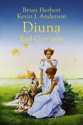 Brian Herbert, Kevin J. Anderson - Diuna. Ród Corrinów / Brian Herbert, Kevin J. Anderson - Dune: House Corrino