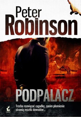 Peter Robinson - Podpalacz / Peter Robinson - Playing with fire