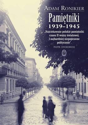 Adam Ronikier - Pamiętniki 1939-1945