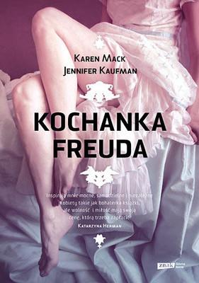 Karen Mack, Jennifer Kaufman - Kochanka Freuda / Karen Mack, Jennifer Kaufman - Freud's Mistress