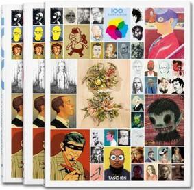 Steven Heller, Julius Wiedemann - 100 Illustrators. 100 ilustratorów