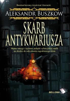 Aleksander Buszkow - Skarb antykwariusza