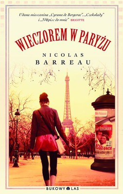 Nicolas Barreau - Wieczorem w Paryżu / Nicolas Barreau - Eines Abends in Paris
