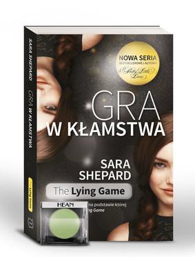 Sara Shepard - Gra w kłamstwa + gadżet