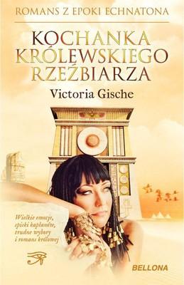 Victoria Gische - Kochanka królewskiego rzeźbiarza