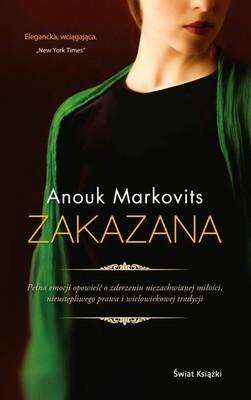 Anouk Markovits - Zakazana / Anouk Markovits - I Am Forbidden