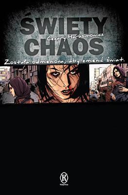 Cezary Harasimowicz - Święty chaos