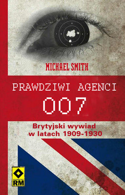 Michael Smith - Prawdziwi agenci 007