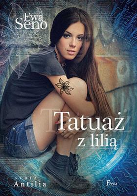 Ewa Seno - Tatuaż z lilią