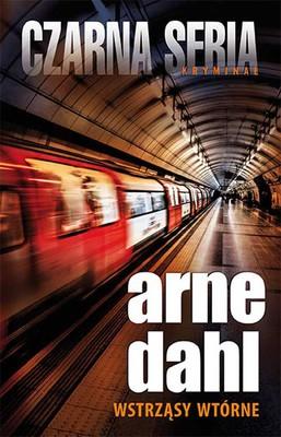 Arne Dahl - Wstrząsy wtórne / Arne Dahl - Efterskalv