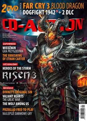 CD-Action 09/2014