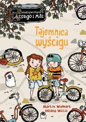 Martin Widmark, Helena Willis - Tajemnica wyścigu / Martin Widmark, Helena Willis - Cykelmysteriet
