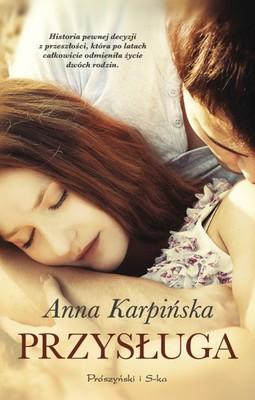 Anna Karpińska - Przysługa