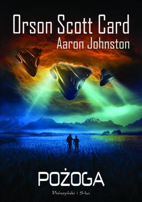 Orson Scott Card, Aaron Johnston - Pożoga / Orson Scott Card, Aaron Johnston - Chainfire