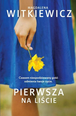 Magdalena Witkiewicz - Pierwsza na liście