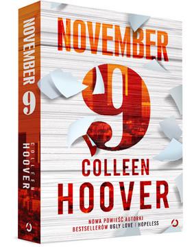 Colleen Hoover - November 9