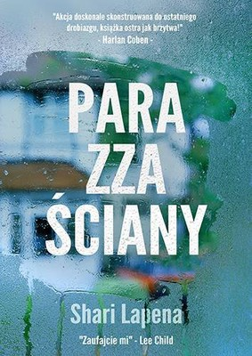 Shari Lapena - Para zza ściany / Shari Lapena - The Couple Next Door