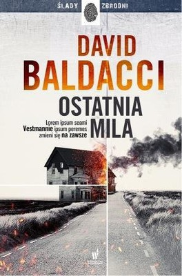 David Baldacci - Ostatnia mila / David Baldacci - The Last Mile