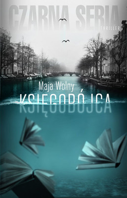 Maja Wolny - Księgobójca