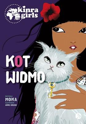 Moka - Kinra Girls. Tom 2. Kot widmo / Moka - Le chat fantôme