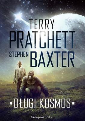 """Znalezione obrazy dla zapytania Stephen Baxter, Terry Pratchett """"Długi Kosmos"""""""