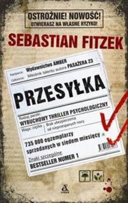 Sebastian Fitzek - Przesyłka