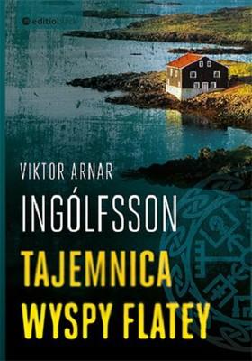 Viktor Arnar Ingólfsson - Tajemnica wyspy Flatey