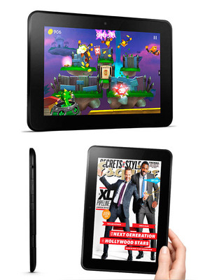 Kindle Fire HD 8.9