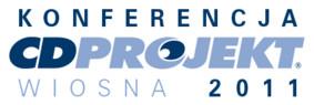 Konferencja CD Projekt Wiosna 2011